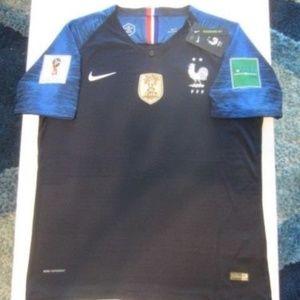 9c5cbe65e8d ... NIKE FRANCE TEAM 2 STAR 2018 WORLD CUP HOME JERSEY ...